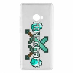 Чохол для Xiaomi Mi Note 2 Minecraft алмазний меч