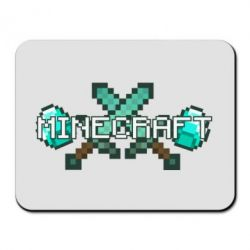 Коврик для мыши Minecraft - FatLine