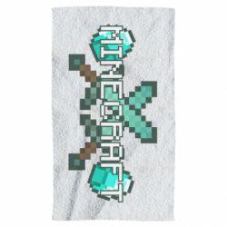 Рушник Minecraft алмазний меч