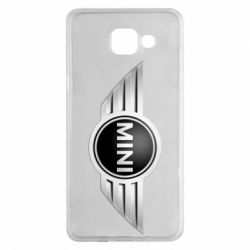 Чехол для Samsung A5 2016 Mini Cooper - FatLine