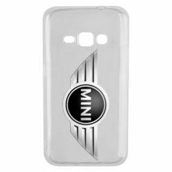 Чехол для Samsung J1 2016 Mini Cooper - FatLine