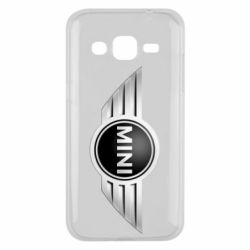 Чехол для Samsung J2 2015 Mini Cooper - FatLine