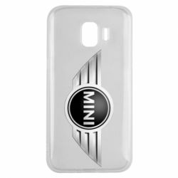 Чехол для Samsung J2 2018 Mini Cooper - FatLine