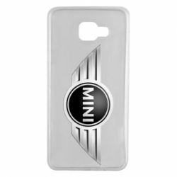 Чехол для Samsung A7 2016 Mini Cooper - FatLine