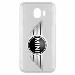 Чехол для Samsung J4 Mini Cooper - FatLine