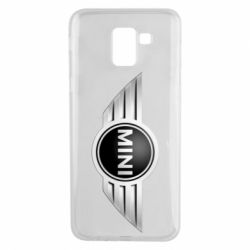 Чехол для Samsung J6 Mini Cooper - FatLine
