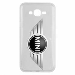 Чехол для Samsung J7 2015 Mini Cooper - FatLine
