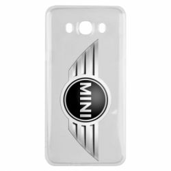 Чехол для Samsung J7 2016 Mini Cooper - FatLine