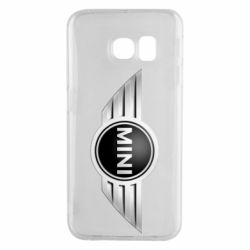 Чехол для Samsung S6 EDGE Mini Cooper - FatLine