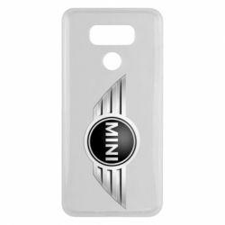 Чехол для LG G6 Mini Cooper - FatLine