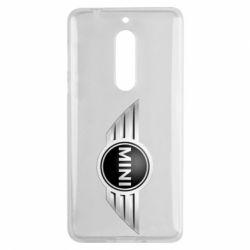 Чехол для Nokia 5 Mini Cooper - FatLine