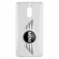 Чехол для Nokia 6 Mini Cooper - FatLine