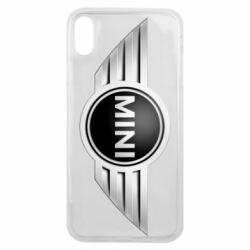 Чехол для iPhone Xs Max Mini Cooper - FatLine