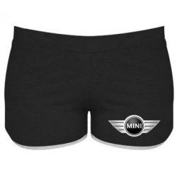 Женские шорты Mini Cooper - FatLine