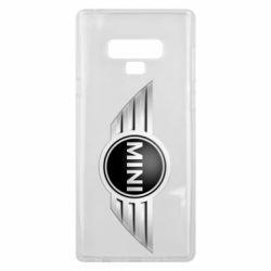 Чехол для Samsung Note 9 Mini Cooper - FatLine