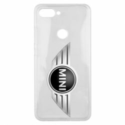 Чехол для Xiaomi Mi8 Lite Mini Cooper - FatLine