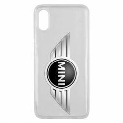 Чехол для Xiaomi Mi8 Pro Mini Cooper - FatLine