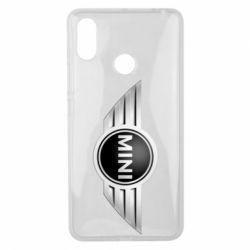 Чехол для Xiaomi Mi Max 3 Mini Cooper - FatLine