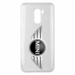 Чехол для Xiaomi Pocophone F1 Mini Cooper - FatLine