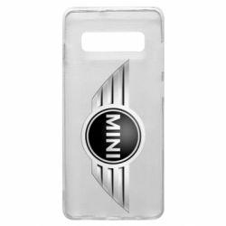 Чехол для Samsung S10+ Mini Cooper