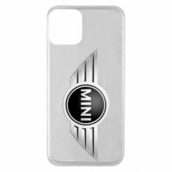 Чехол для iPhone 11 Mini Cooper