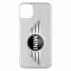 Чехол для iPhone 11 Pro Mini Cooper