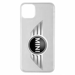 Чехол для iPhone 11 Pro Max Mini Cooper
