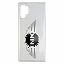 Чехол для Samsung Note 10 Plus Mini Cooper