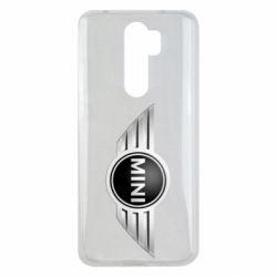 Чехол для Xiaomi Redmi Note 8 Pro Mini Cooper