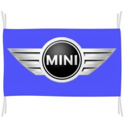 Флаг Mini Cooper
