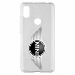 Чехол для Xiaomi Redmi S2 Mini Cooper