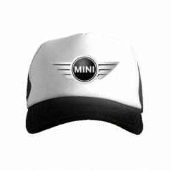 Детская кепка-тракер Mini Cooper