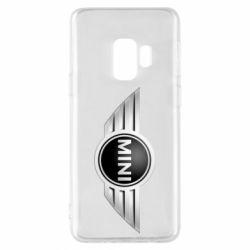 Чехол для Samsung S9 Mini Cooper - FatLine