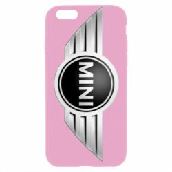 Чехол для iPhone 6/6S Mini Cooper - FatLine