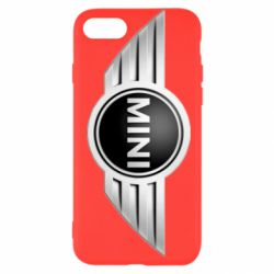 Чехол для iPhone 7 Mini Cooper - FatLine