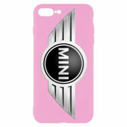 Чехол для iPhone 7 Plus Mini Cooper - FatLine