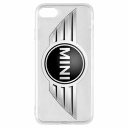 Чехол для iPhone 8 Mini Cooper - FatLine