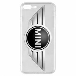 Чехол для iPhone 8 Plus Mini Cooper - FatLine