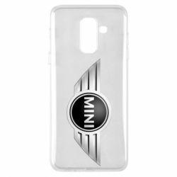 Чехол для Samsung A6+ 2018 Mini Cooper - FatLine