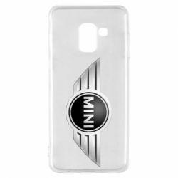 Чехол для Samsung A8 2018 Mini Cooper - FatLine