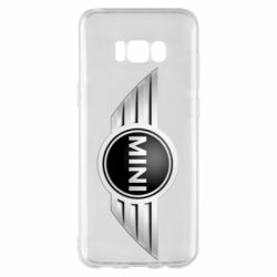 Чехол для Samsung S8+ Mini Cooper - FatLine