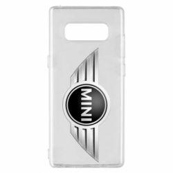 Чехол для Samsung Note 8 Mini Cooper - FatLine