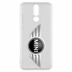 Чехол для Huawei Mate 10 Lite Mini Cooper - FatLine