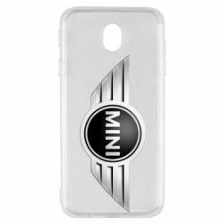 Чехол для Samsung J7 2017 Mini Cooper - FatLine