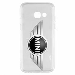 Чехол для Samsung A3 2017 Mini Cooper - FatLine