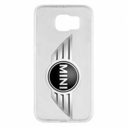 Чехол для Samsung S6 Mini Cooper - FatLine