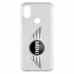 Чехол для Xiaomi Mi A2 Mini Cooper - FatLine