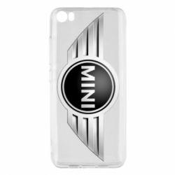 Чехол для Xiaomi Xiaomi Mi5/Mi5 Pro Mini Cooper - FatLine