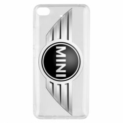 Чехол для Xiaomi Mi 5s Mini Cooper - FatLine