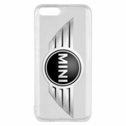 Чехол для Xiaomi Mi6 Mini Cooper - FatLine